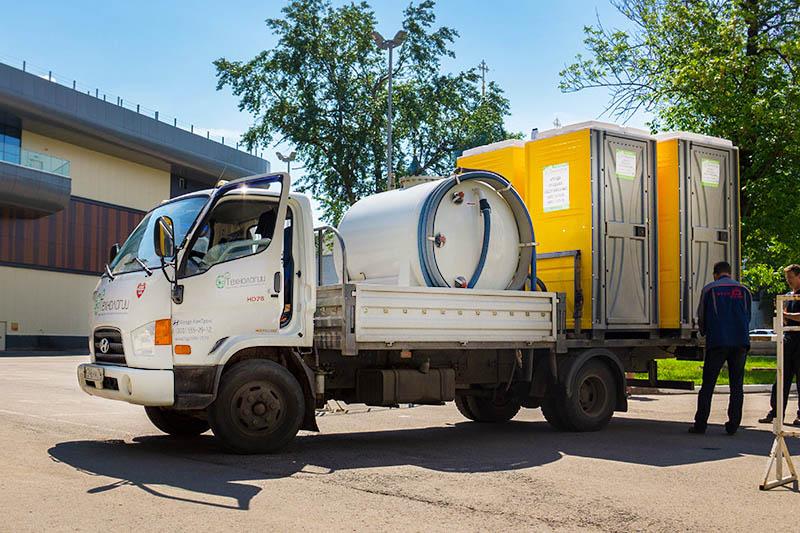 Откачка туалетов и септиков в Ярославле